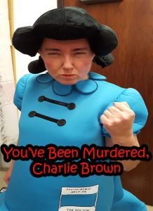 You've Been Murdered, Charlie Brown